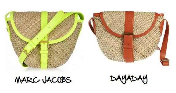 Clones 2011 bolso Marc Jacobs Dayaday