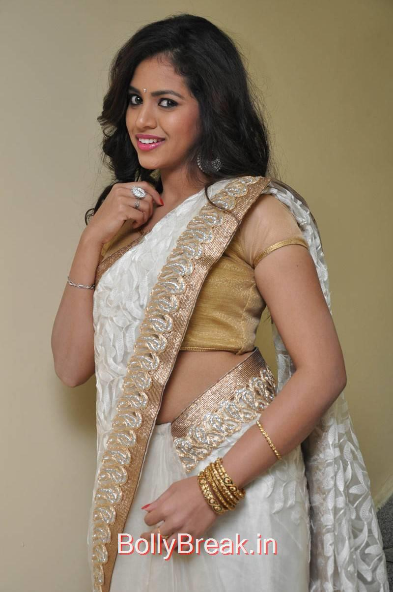 Gowthami Chowdary Photoshoot Stills, Hot Pics of Gowthami Chowdary from Ramudu Manchi Baludu Audio Launch