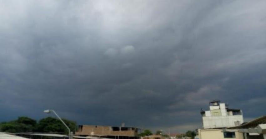 SENAMHI ALERTA: Cinco departamentos en alerta por lluvia de moderada a fuerte intensidad - www.senamhi.gob.pe