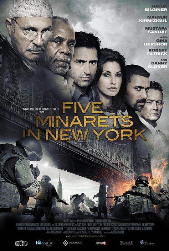 Ver Five Minarets in New York (2010) Online