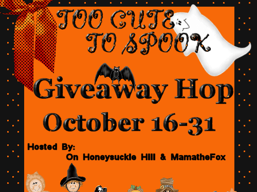 Too Cute To Spook: A Ross Gift Card Giveaway