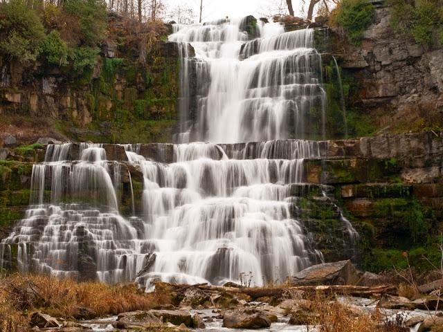 Chittenango Falls, Estado de Nueva York