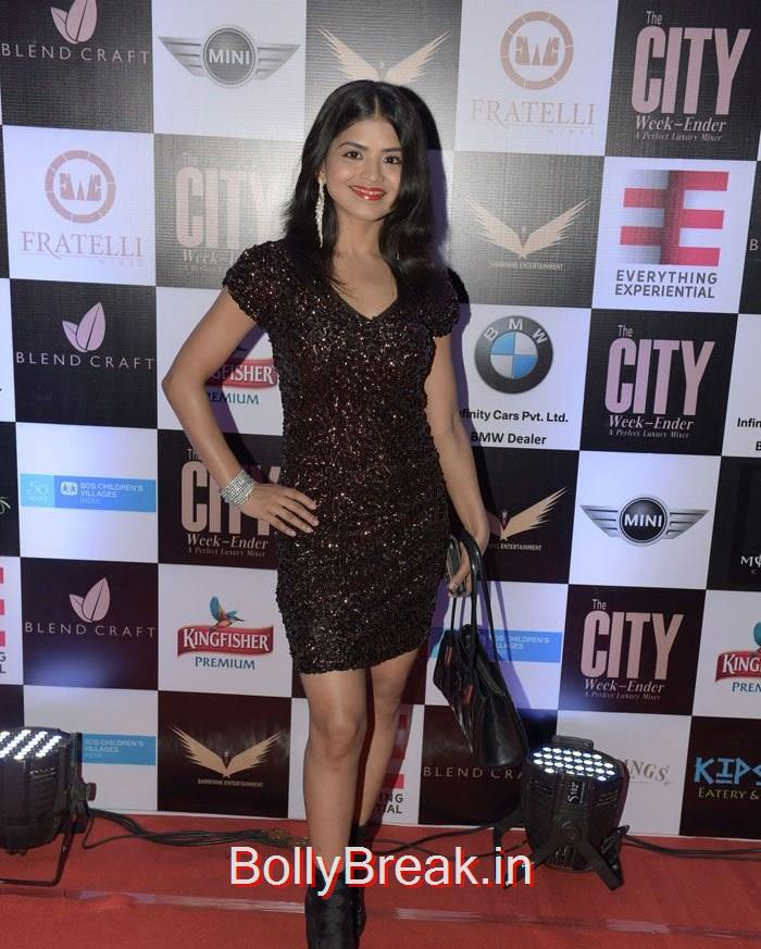 Rashmi Pitre, Shweta Khanduri Teejay Sidhu Hot Pics at The City Week Ender- A Perfect Luxury Mixer Photo Gallery