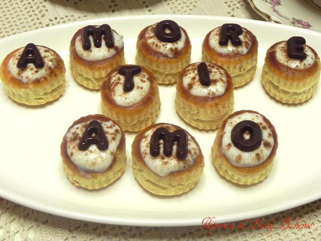 Hiperica di lady boheme dolci san valentino facili for Ricette cucina facili