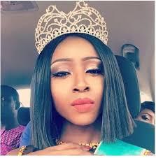 former Miss Anambra, Chidinma Okeke,