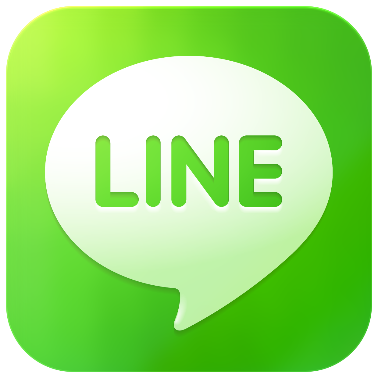 Download APLIKASI LINE via Google Play Store