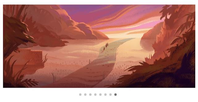 Google Doodles วันที่ 18 กันยายน 2560