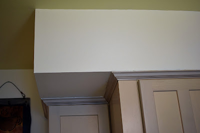 Crown Molding Installed