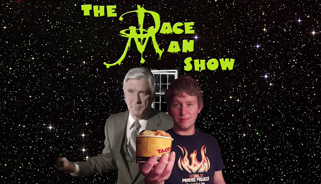 Dace Man Show let me be Frank