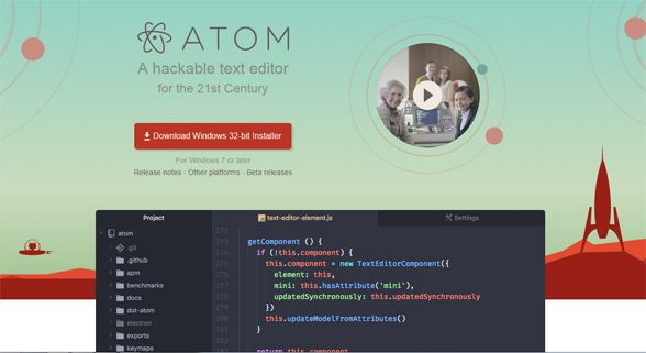 Atom-code-editor-2017