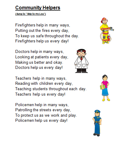 Importance of Helpers around us