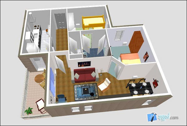 Sweet home 3d software free download for Sweet home 3d gratis