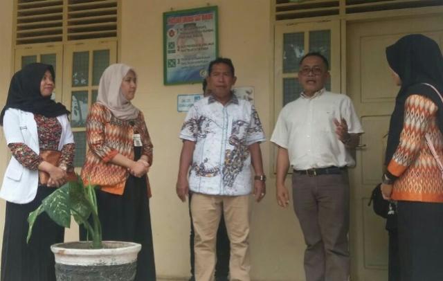 Dikunjungi Tim Visitasi, Puskesmas Cabbenge Siap Jadi Rumah Sakit Penyangga