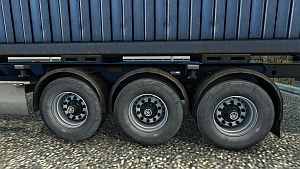 Trailers Dirty Tires for 1.23v