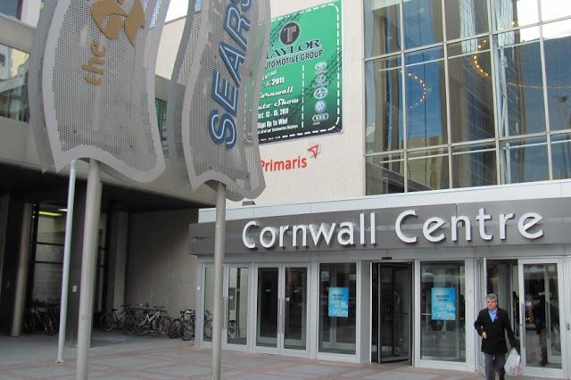 Cornwall Centre em Regina