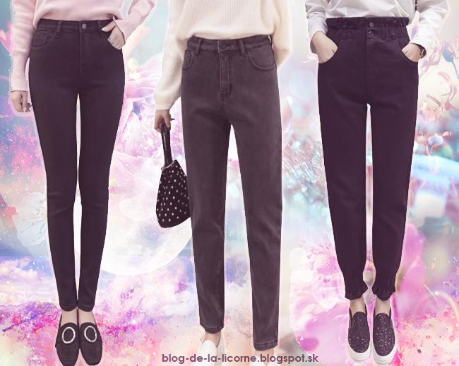 Twinkledeals Black Jeans