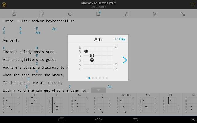 Ultimate Guitar Tabs & Chords APK Free Download  ULTIMATE GUITAR TABS & CHORDS V5.1.2 CRACKED APK IS HERE ! [LATEST] Ultimate Guitar Tabs  2526 Chords Cracked