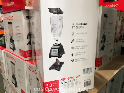 Blendtec Total Blender with Wildside+ Jar (TB621USCOST): great for any kitchen
