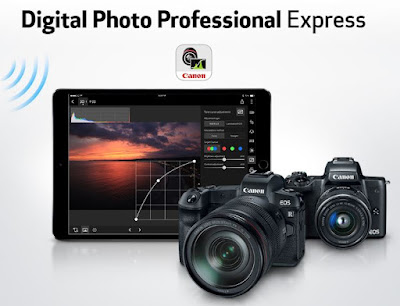 Digital Photo Professional Express App for iPad