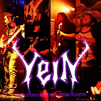 Rock music group, VeiN