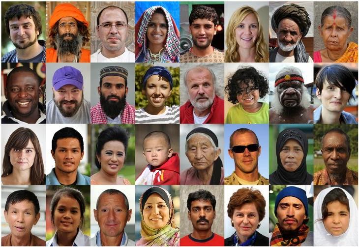 Raças Humanas, Evolução do Conceito de Raça