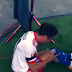 Hamburg's Nicolai Muller tears ACL while celebrating goal (Video)