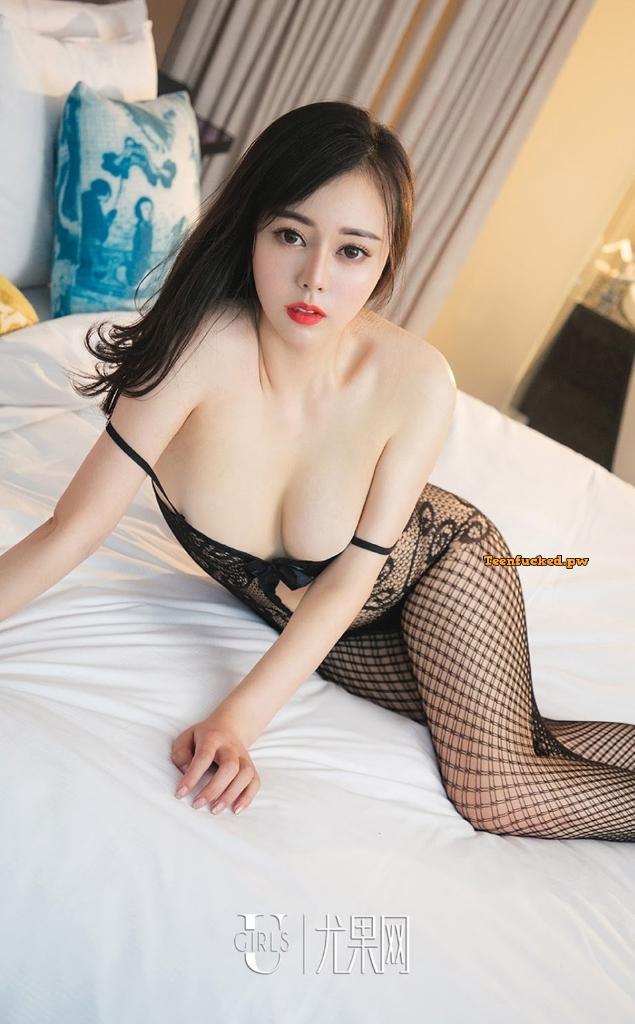UGIRLS Ai You Wu App No.1294 Ling Wei Wei MrCong.com 020 wm - UGIRLS – Ai You Wu App No.1294: Người mẫu Ling Wei Wei (灵微微)