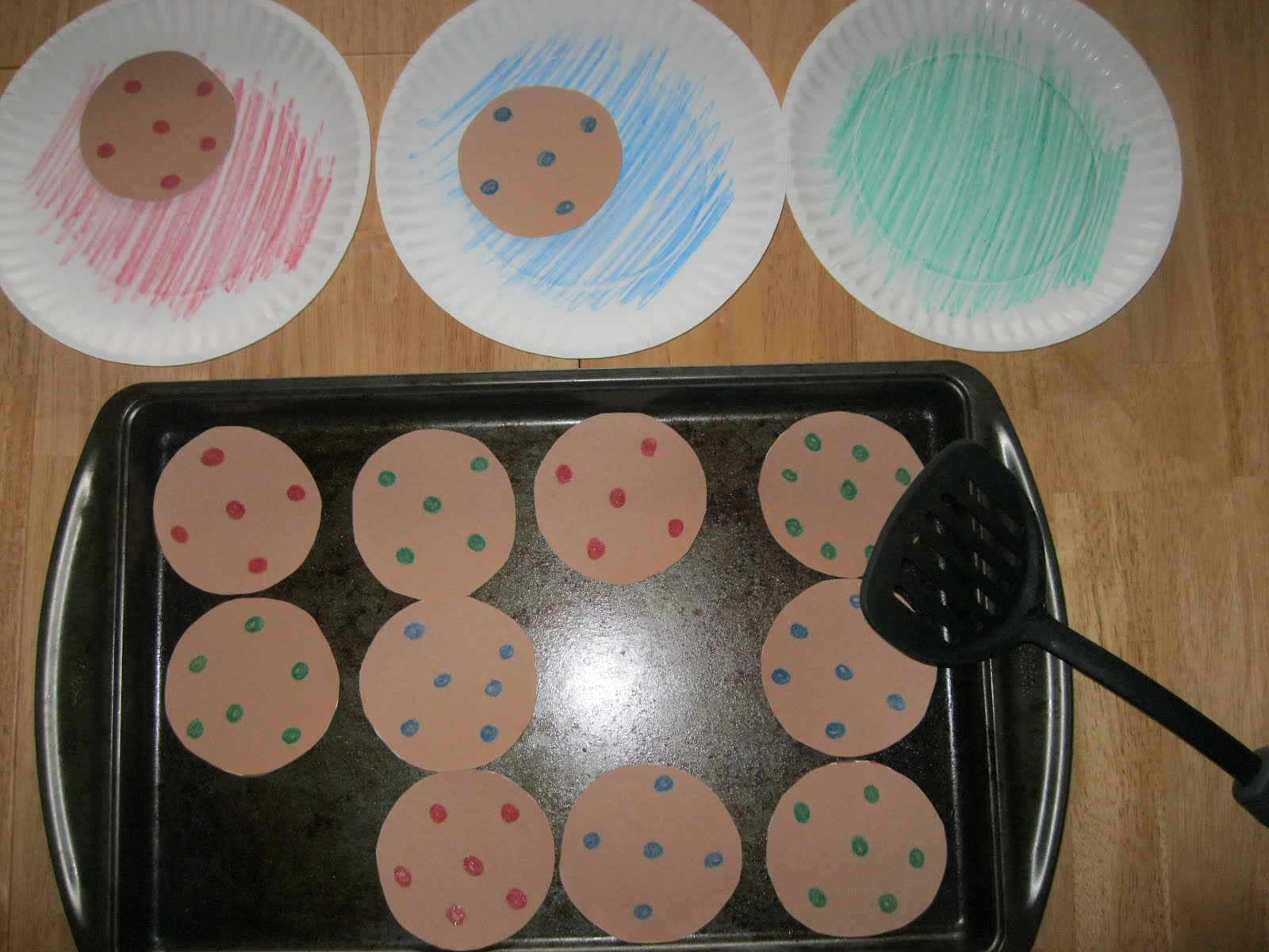 The Preschool Experiment Tot Trays If You Give A Mouse A Cookie