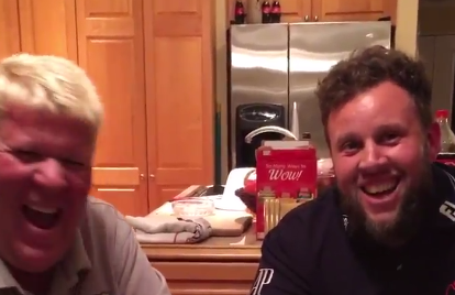 John Daly Andrew Beef Johnstone Video