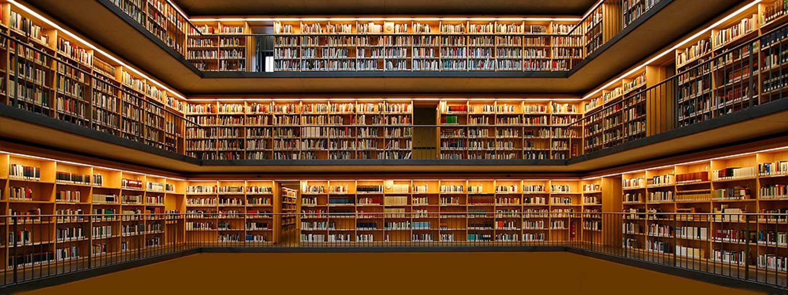 Sejarah Perkembangan Perpustakaan dalam Dunia Islam