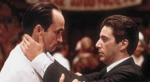 I know it was you Fredo, you broke my heart.