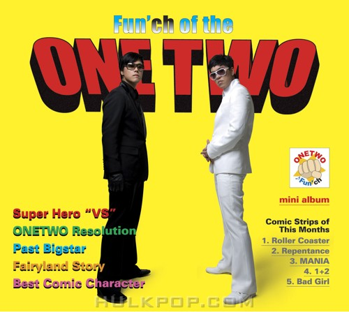 One Two – Fun'ch – EP