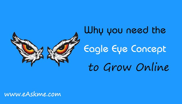 Why you need the Eagle Eye Concept or rule: eAskme
