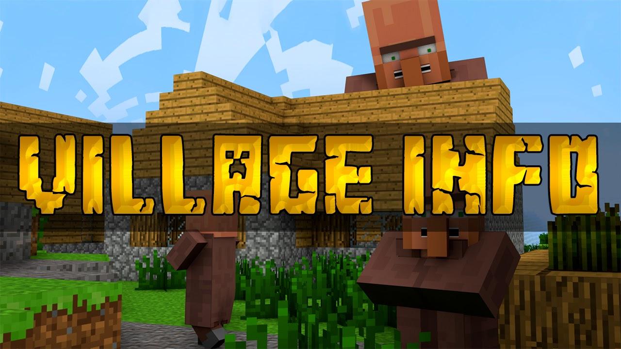 Como Instalar Village Info Mod 8.8.8  Como Instalar Mods No