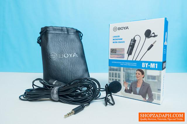 boya by m1 review