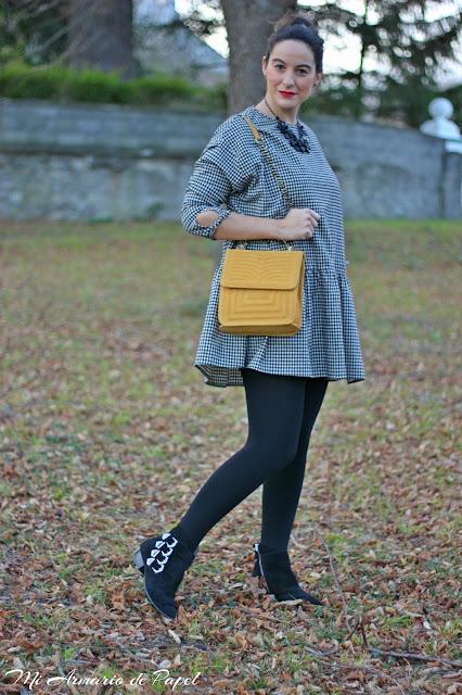 11-Vestido-Cuadros-Zara-Blogger-Moda-Bilbao