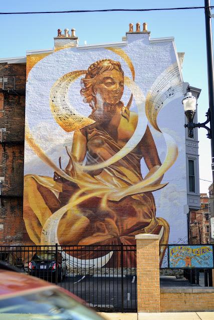 Золота муза. Цинциннаті, Огайо (The Golden Muse. Cincinnati, ОH)