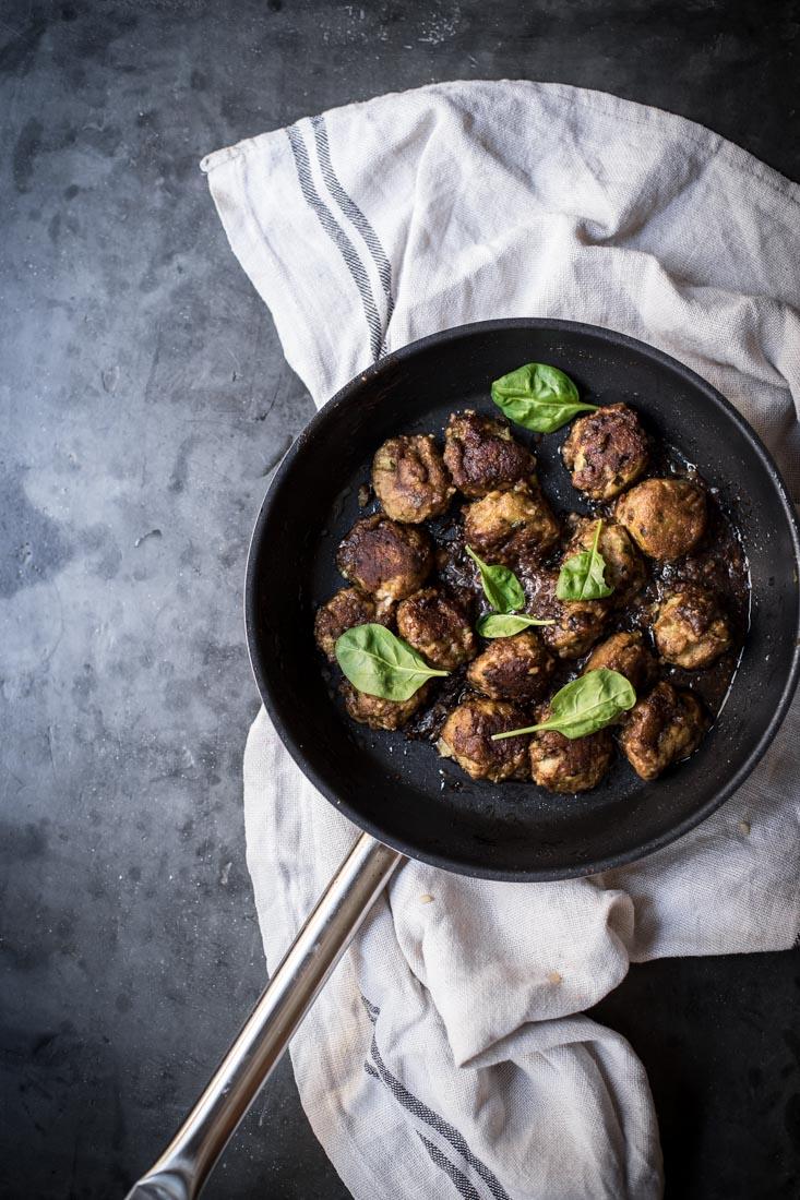 la cocina de carolina alb ndigas vegetarianas receta