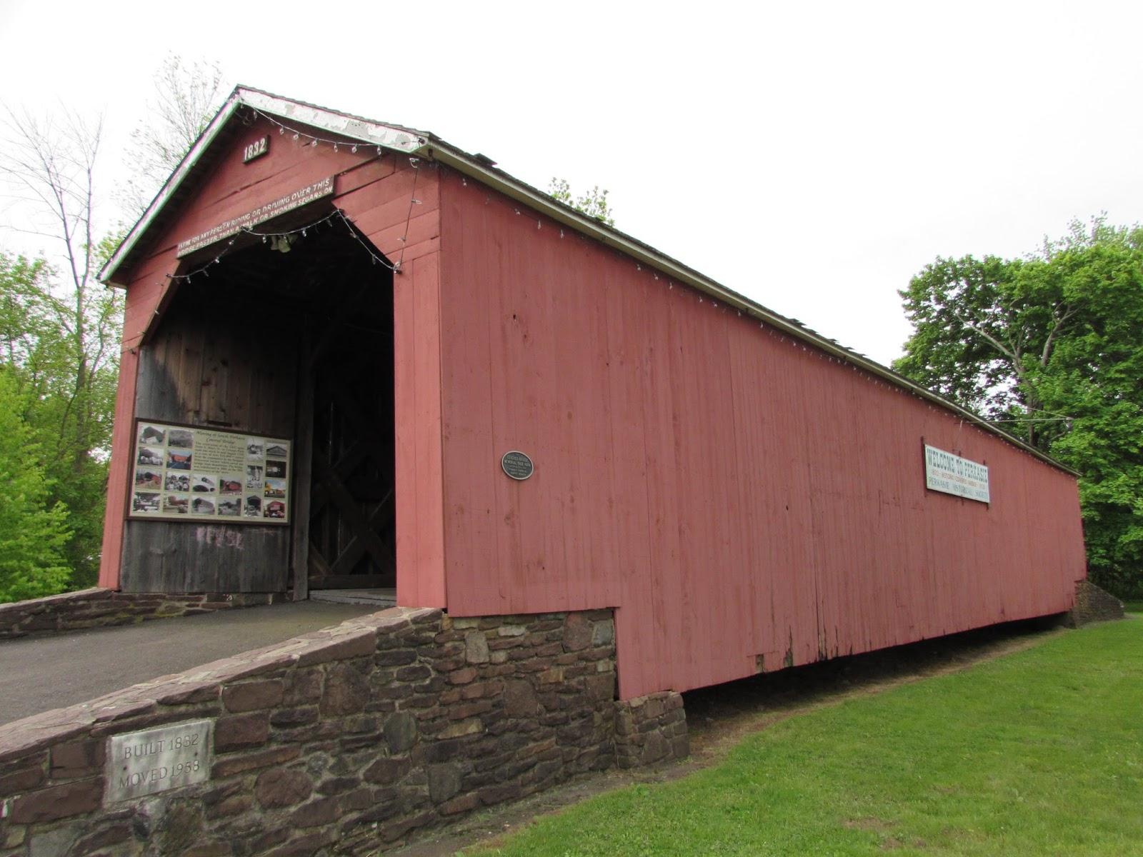 Perkasie and Sellersville, Bucks County: Train Station