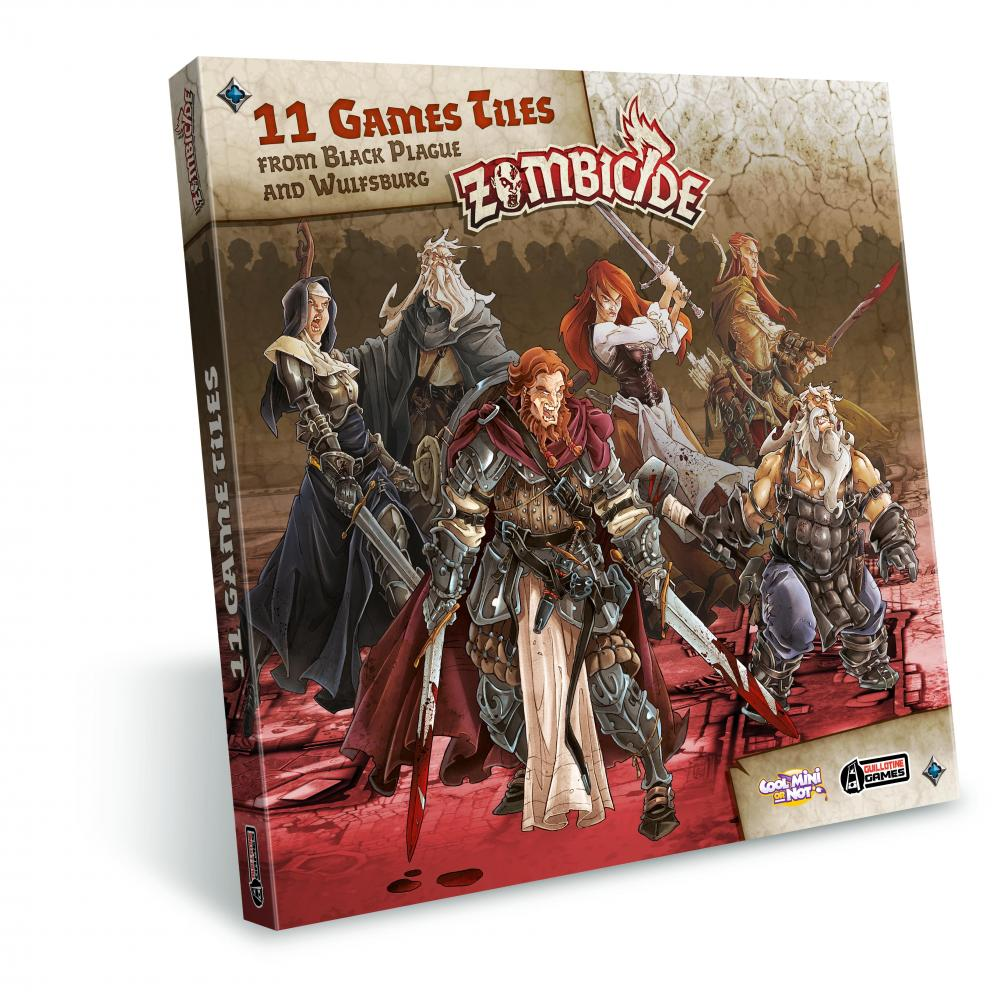 Acd Distribution Newsline New Zombicide Black Plague