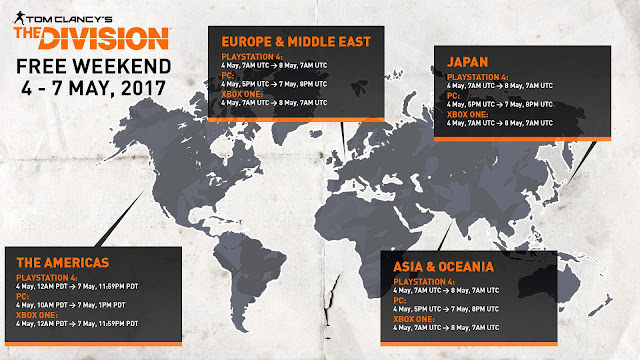 tom clancy the division free trial mappoint