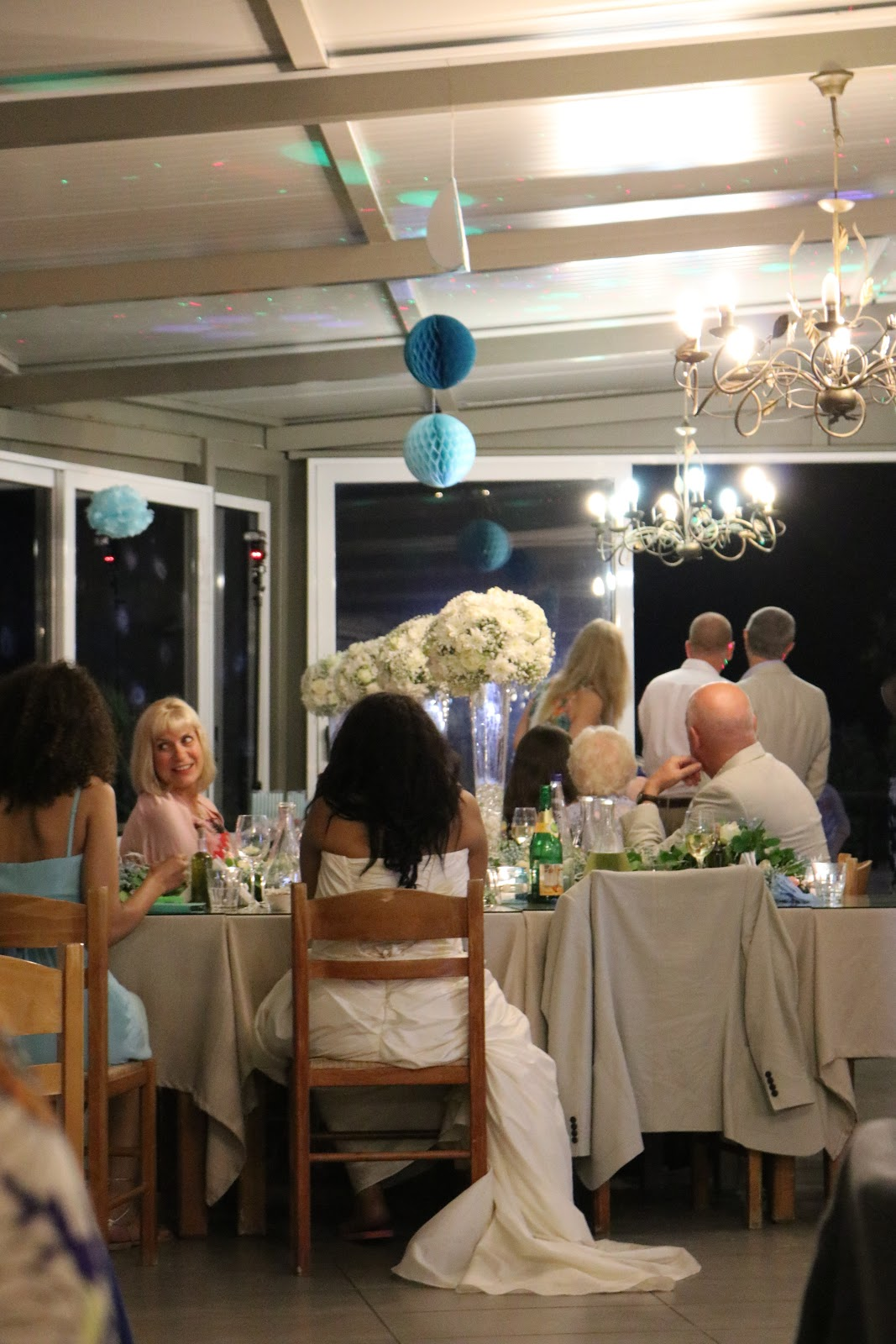 Wedding at Lorraine's Magic Hill, Kefalonia