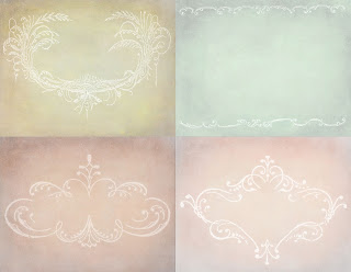 paper quad backgrounds digital artist