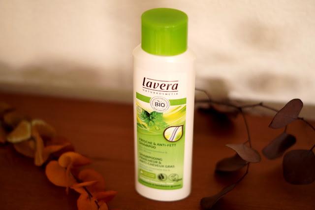 shampoing lavera cheveux gras avis