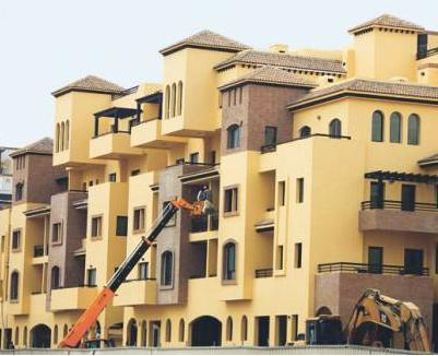 Ghoroob project for mid-income housing in Dubai