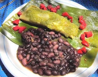 Caribbean Style Black Beans Recipe