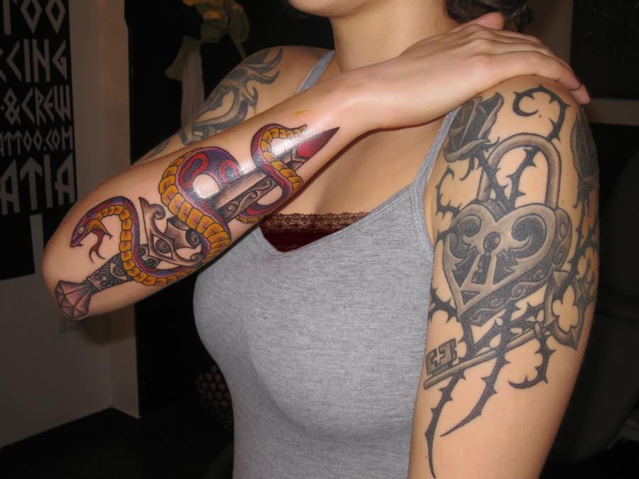 Los Mejores Tatuajes De Serpientes Y Su Significado Belagoria La