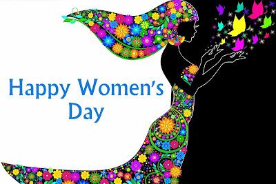 Happy Women day greetings for Girlfriends