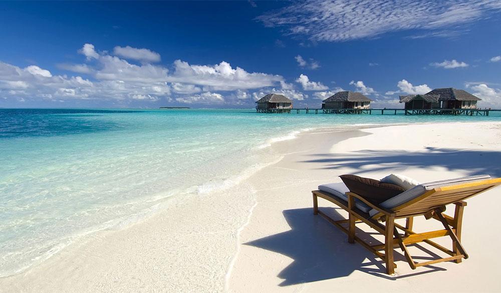 Deniz Manzaralı Maldiv Fotoğrafları