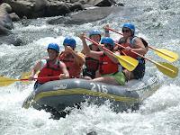 Rafting, Olahraga Air yang Memacu Adrenalin